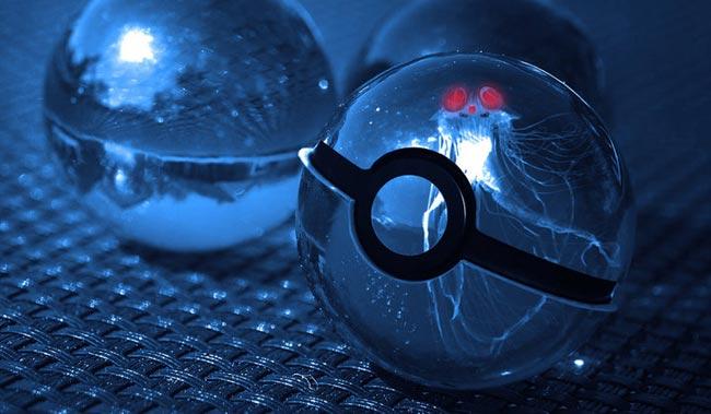 唯美奇幻精灵球2(毒刺水母)
