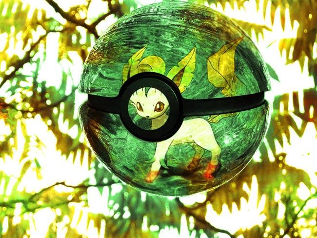 唯美奇幻精灵球3(叶精灵)