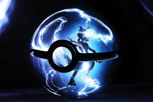 唯美奇幻精灵球14(超梦)