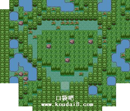 [绿宝石]梦幻捕捉方法 and 梦幻岛地图